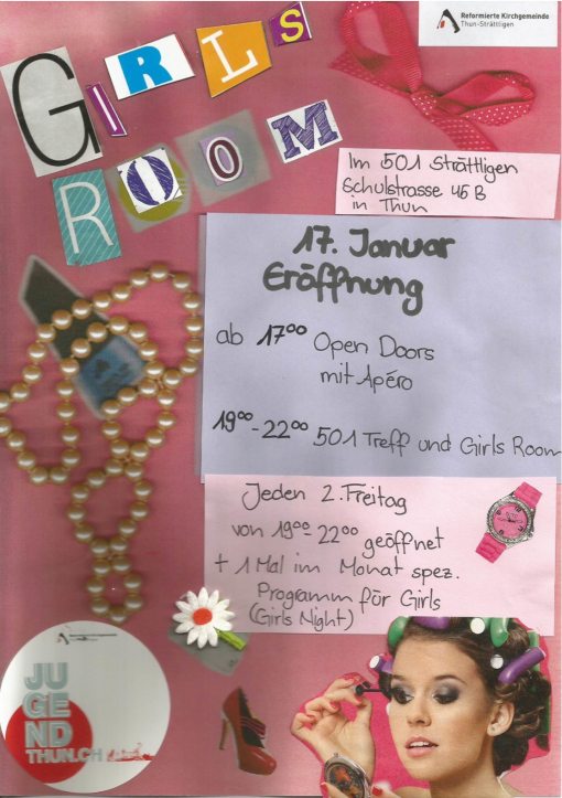 Flyer Girls Room